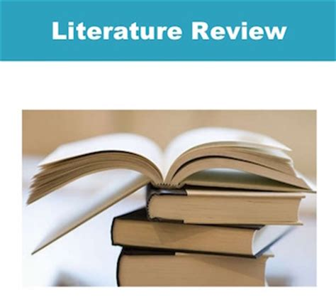 How literature review is conducted